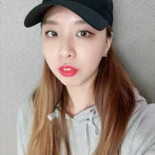 Profil utilisateur de 진아