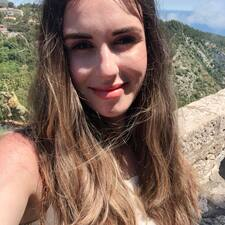 Sara Brukerprofil