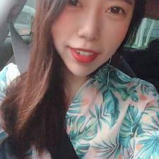 Xintong felhasználói profilja
