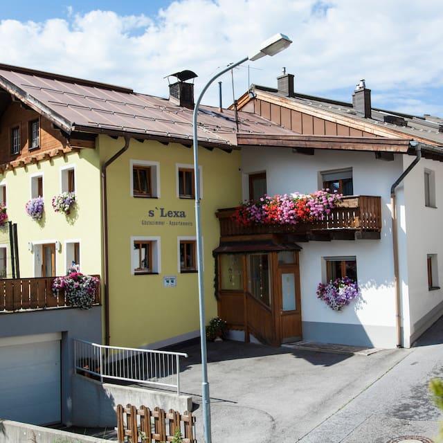Guidebook for Sankt Anton am Arlberg