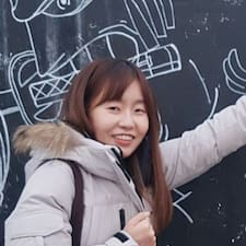 Yuna felhasználói profilja
