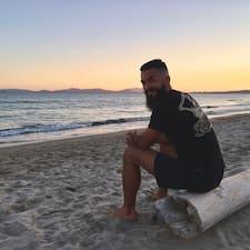 Pavlo felhasználói profilja