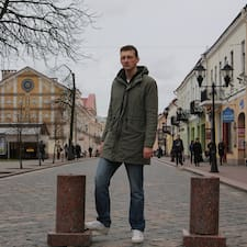 Egor Brukerprofil
