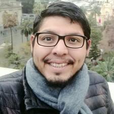 Profil utilisateur de Cristóbal