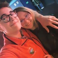 Vincent & Clarisse Brugerprofil