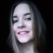 Gebruikersprofiel Daria
