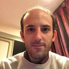 Perfil do usuário de Renato