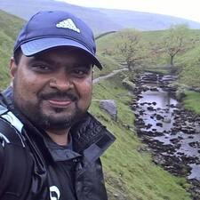 Krishanth User Profile