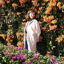 Yevheniia User Profile