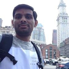 Profil utilisateur de Prashantkumar