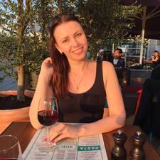 Евгения Brukerprofil