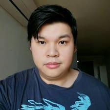 Profil utilisateur de Liang Jin