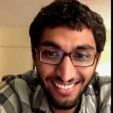 Gebruikersprofiel Pranava Teja