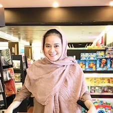โพรไฟล์ผู้ใช้ Shantika Yusuf