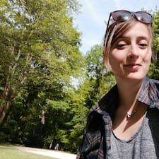 Joséphine felhasználói profilja