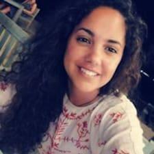 Joana felhasználói profilja