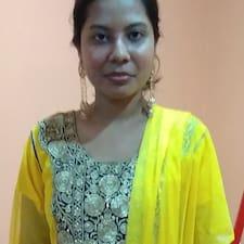Nazira felhasználói profilja