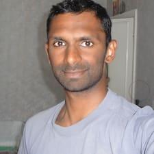 Dipesh User Profile