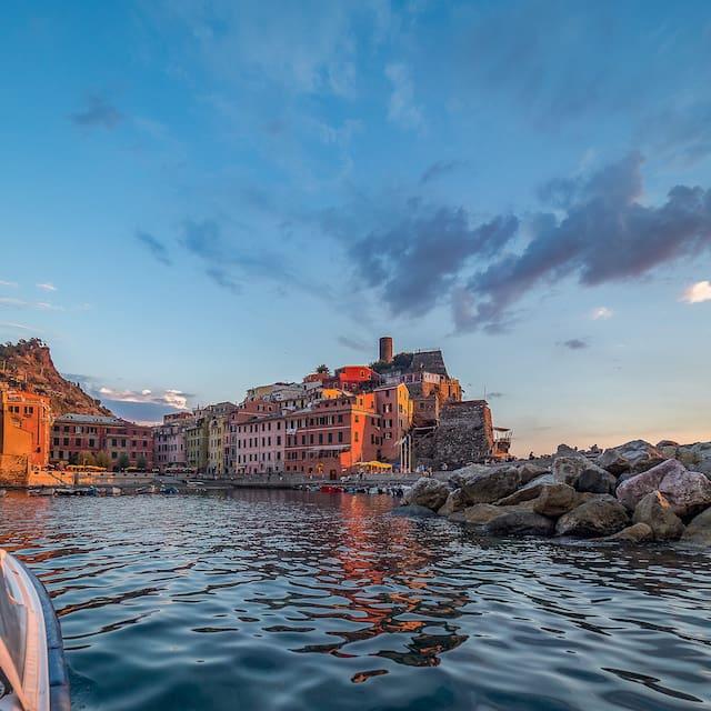 La guida di Cinque Terre Riviera