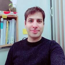 Pedram Brugerprofil