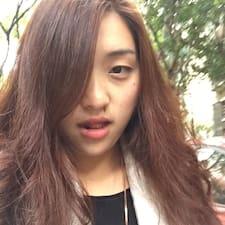 钦影 felhasználói profilja