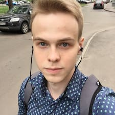 Профиль пользователя Михаил