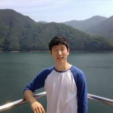 Nutzerprofil von Jin Ha