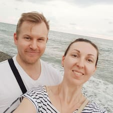 Perfil do usuário de Carina & Olli-Pekka
