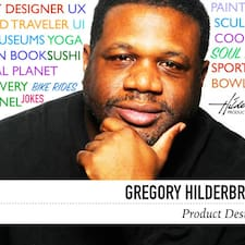 Gregory User Profile