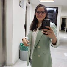 Profil utilisateur de Myriam Leticia