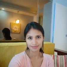 Profil utilisateur de Racquel