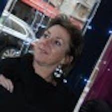 Profil utilisateur de Frederique