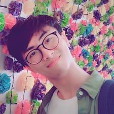 Användarprofil för Yinghao