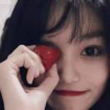芯蕊 - Uživatelský profil
