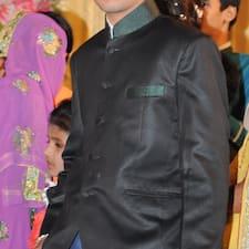 Aasif felhasználói profilja