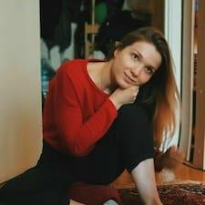 Henkilön Alexandra käyttäjäprofiili