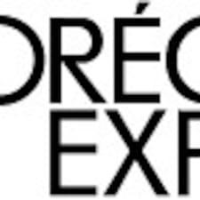 Coregie Expo - Uživatelský profil