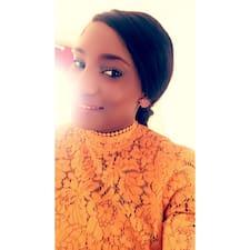 Fatima felhasználói profilja