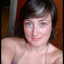 Roxanne felhasználói profilja