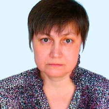 Нина felhasználói profilja