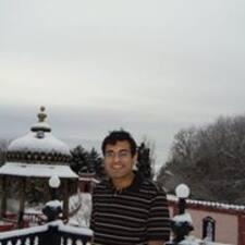 Gebruikersprofiel Arjun Reddy