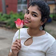 Reshma Vali - Profil Użytkownika