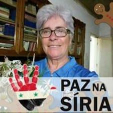 Profilo utente di Vera Lúcia