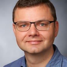 Henkilön Andreas käyttäjäprofiili