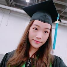 Profil utilisateur de JingMin