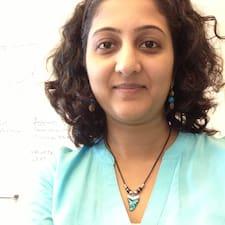 Profil utilisateur de Deepti