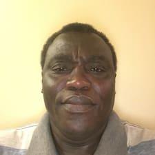 Ebenezer felhasználói profilja