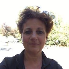 Användarprofil för Marie Christine