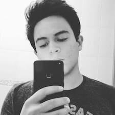 Profil Pengguna José Iván