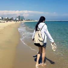 Profil utilisateur de Yutian